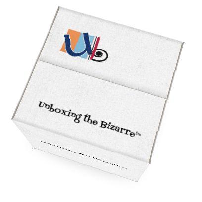 Unboxing the Bizarre through CrateJoy