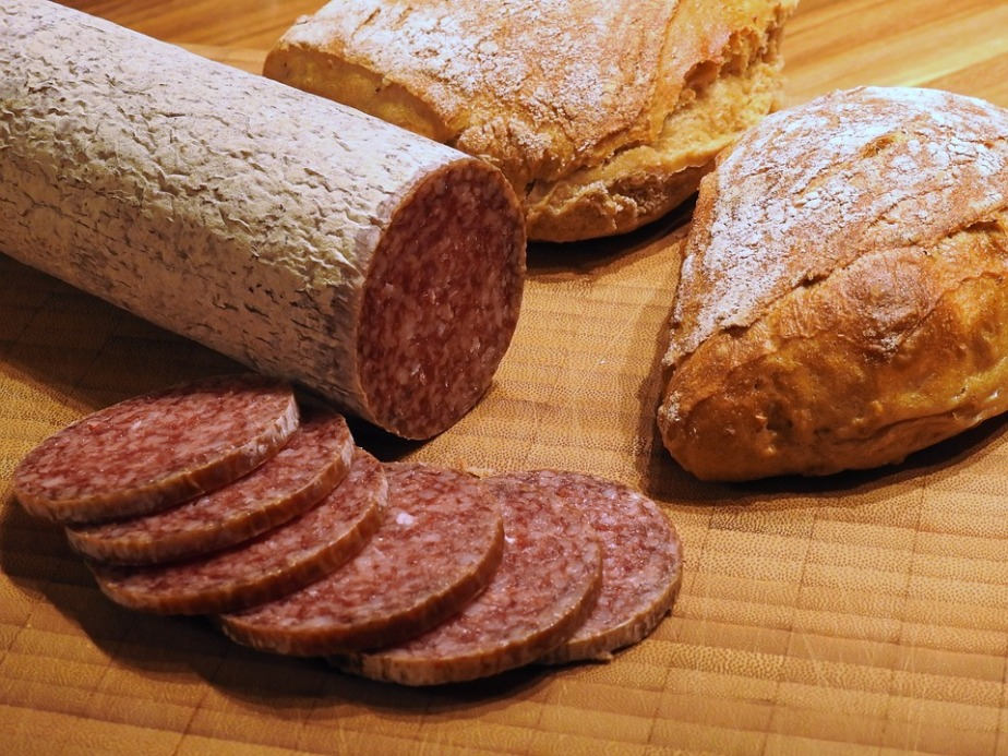 September 7th National Salami Day
