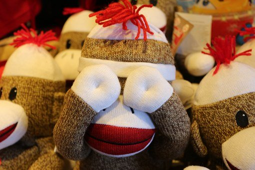 March 1st Sock MonkeyDay