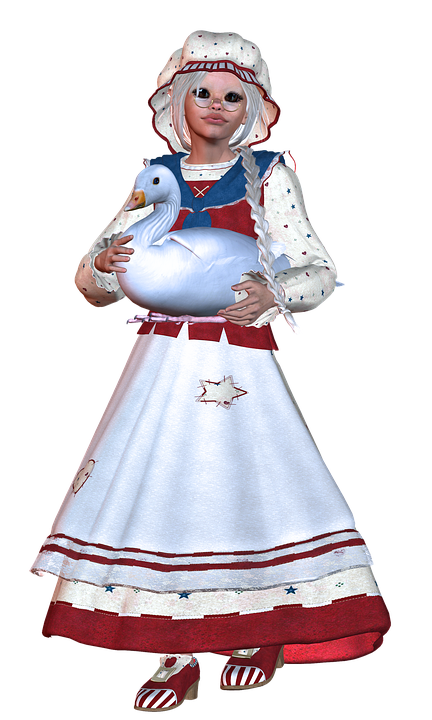 May 1st International Mother Goose Day