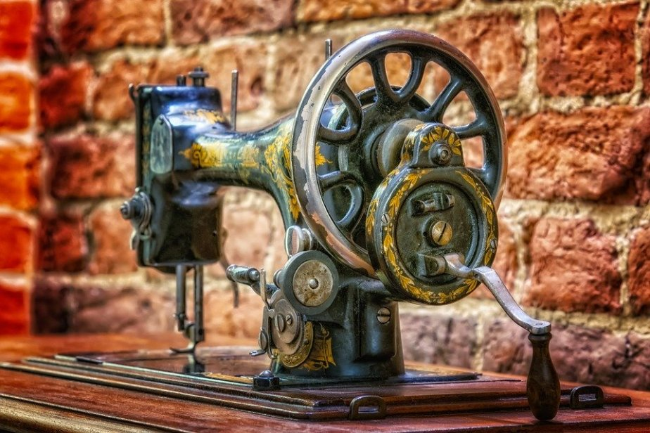 June 13th Sewing Machine Day