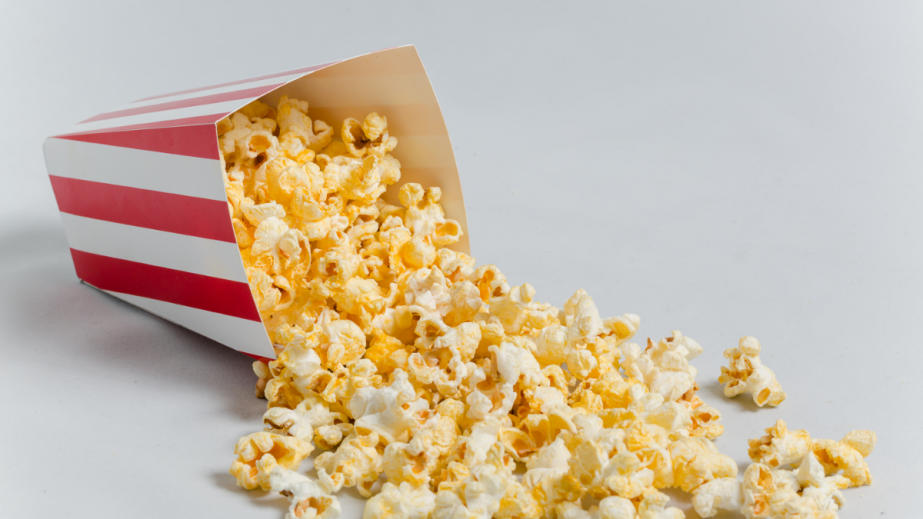 March 11th Popcorn Lover'sDay