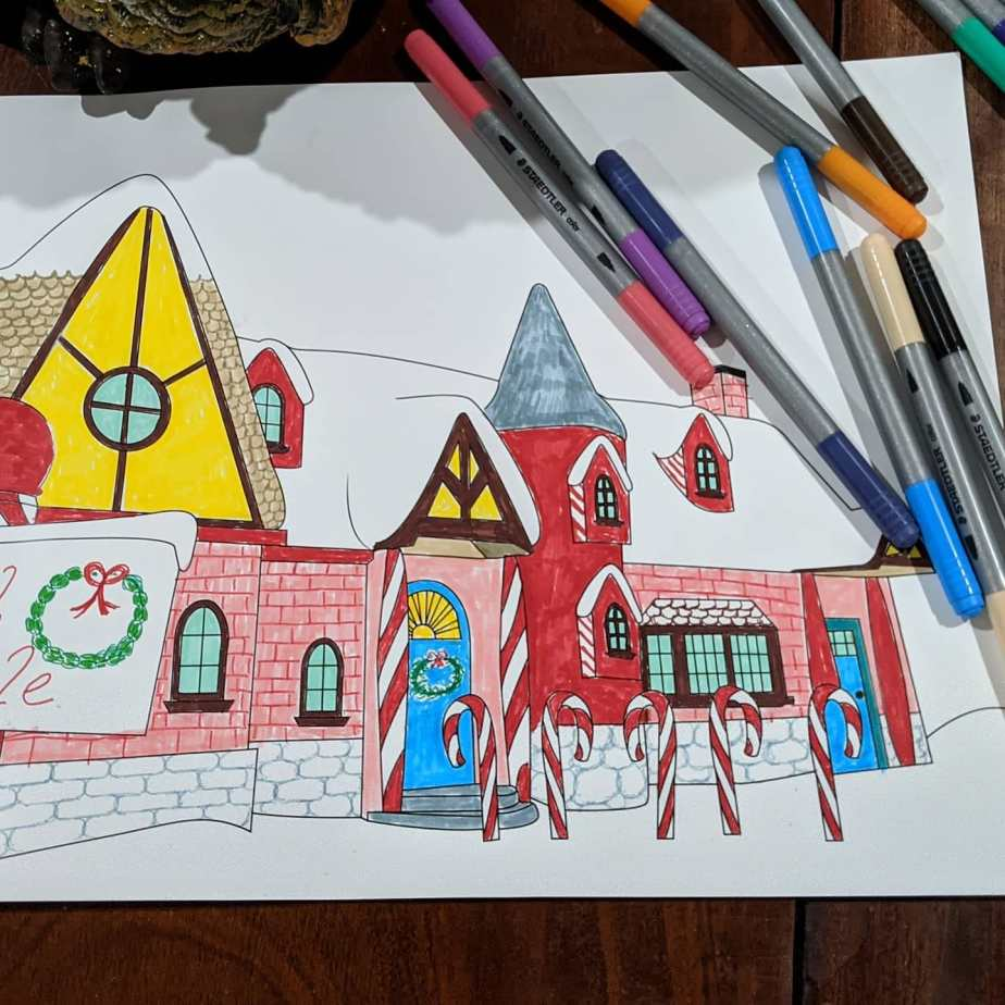 August 2nd National Coloring BookDay